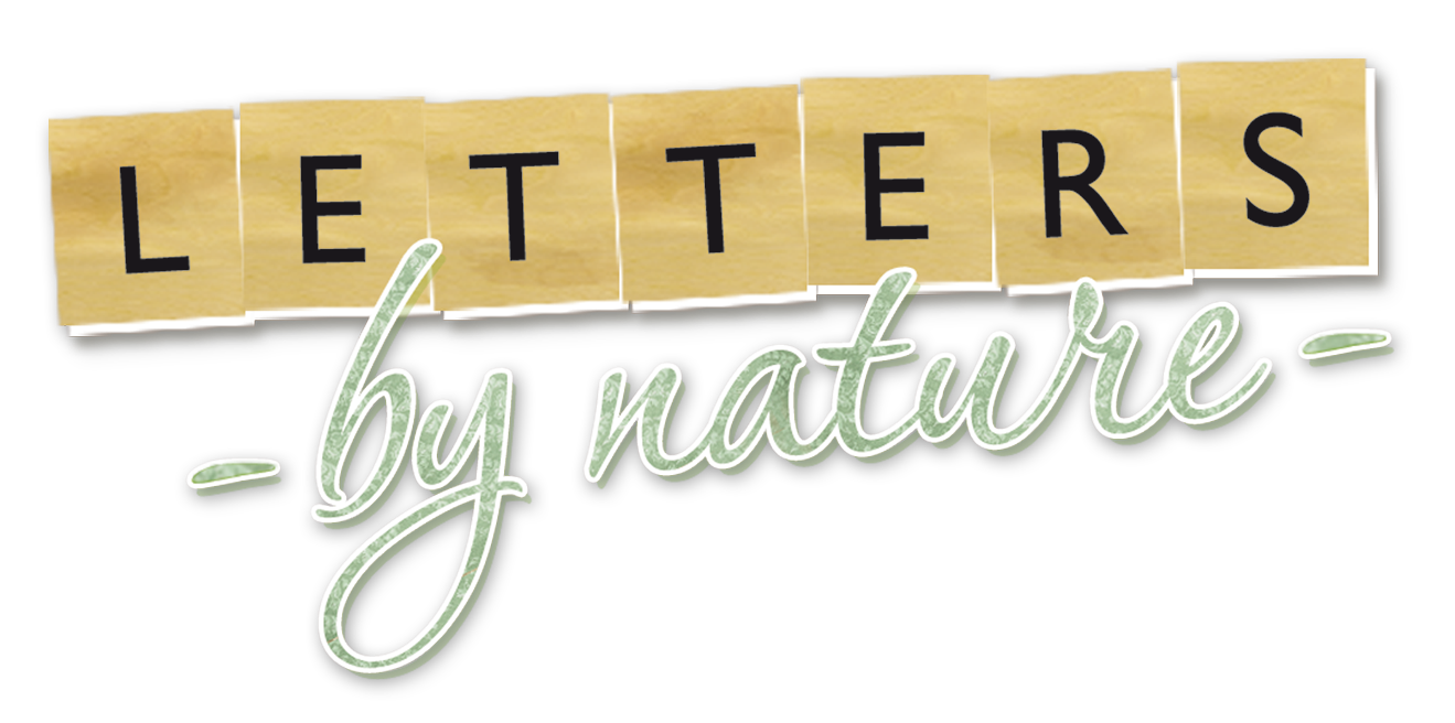 Logo Letters-by-nature